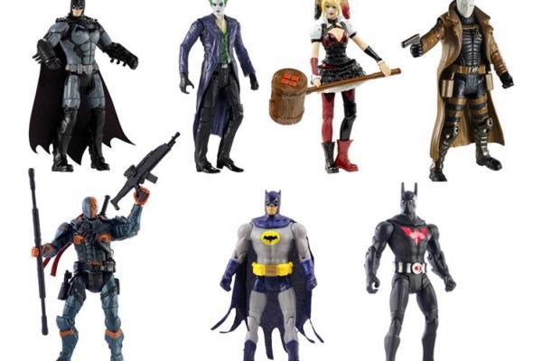 Figurki DC Comics Multiverse 4inch