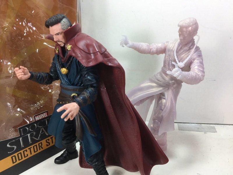 Figurki Doctor Strange Marvel Legends movie astral and normal form