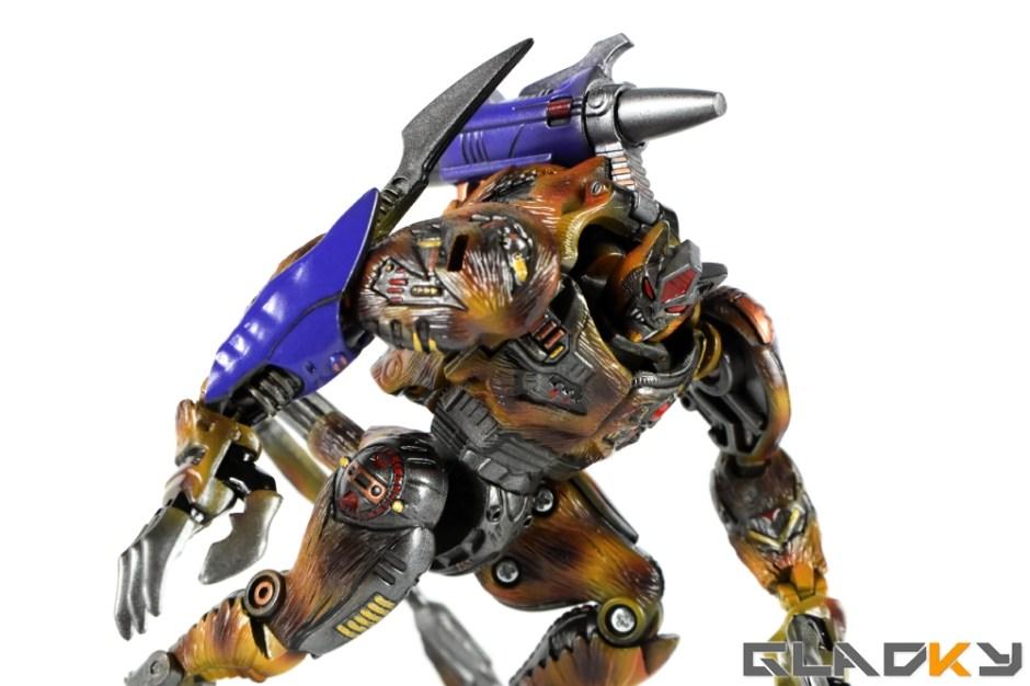 Gladky Custom Beast Wars Transmetal II Cheetor (11)