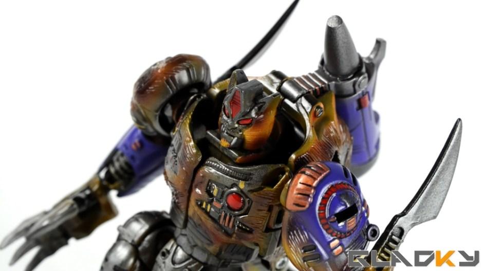 Gladky Custom Beast Wars Transmetal II Cheetor (3)