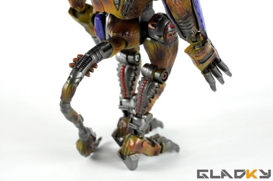 Gladky Custom Beast Wars Transmetal II Cheetor (6)