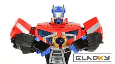 Transformers Animated Optimus