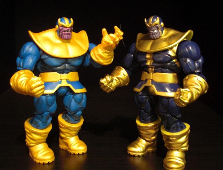 figurki Thanosa 3.75