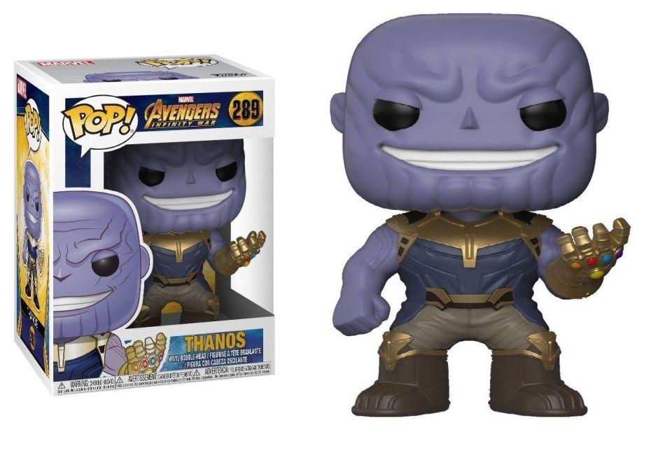 Figurki Thanosa POP VINYL Thanos Avengeres: Infinity War