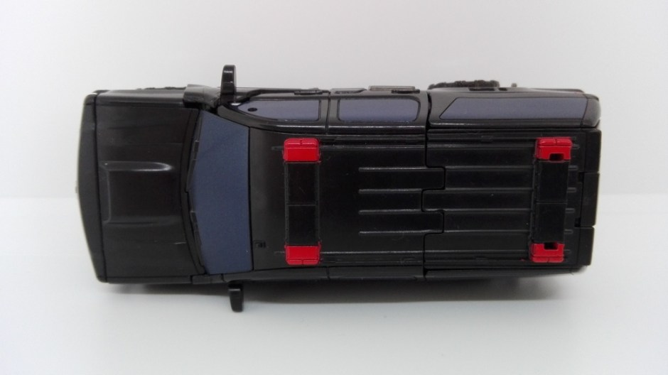Transformers Studio Series Crowbar altmode-roof