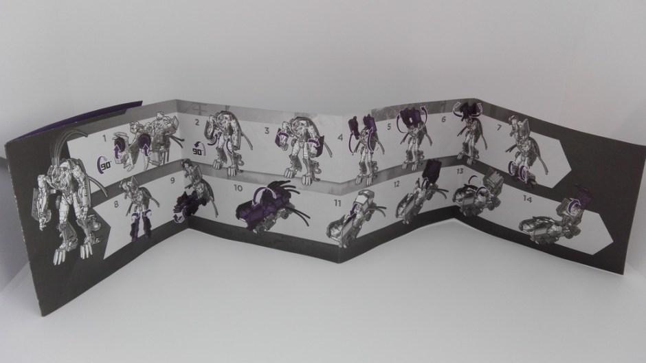 Transformers Studio Series Crowbar instructions