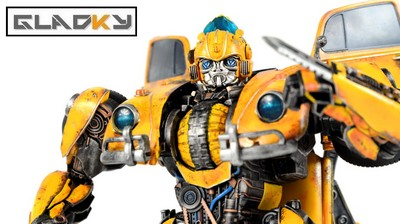 ustom Power Charge Bumblebee Maniacy