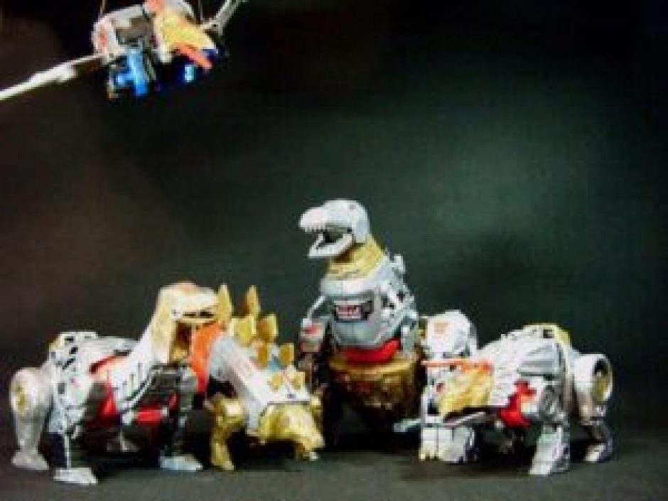 Power of the Primes Grimlock and Slag