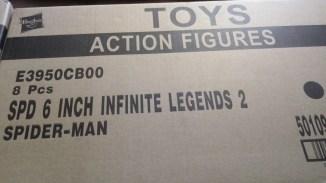 Maniacyfigurek Marvel Legends Kingpin BAF Karton Zbiorczy