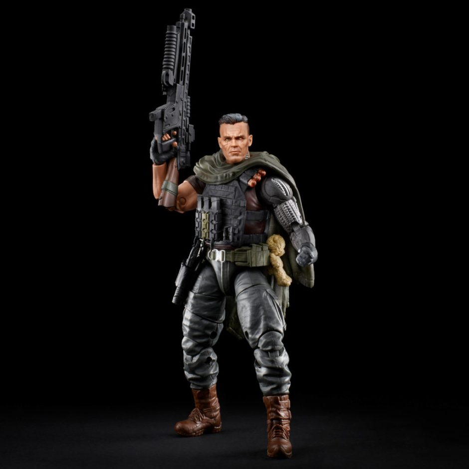deadpool 2 cable brolin figurka