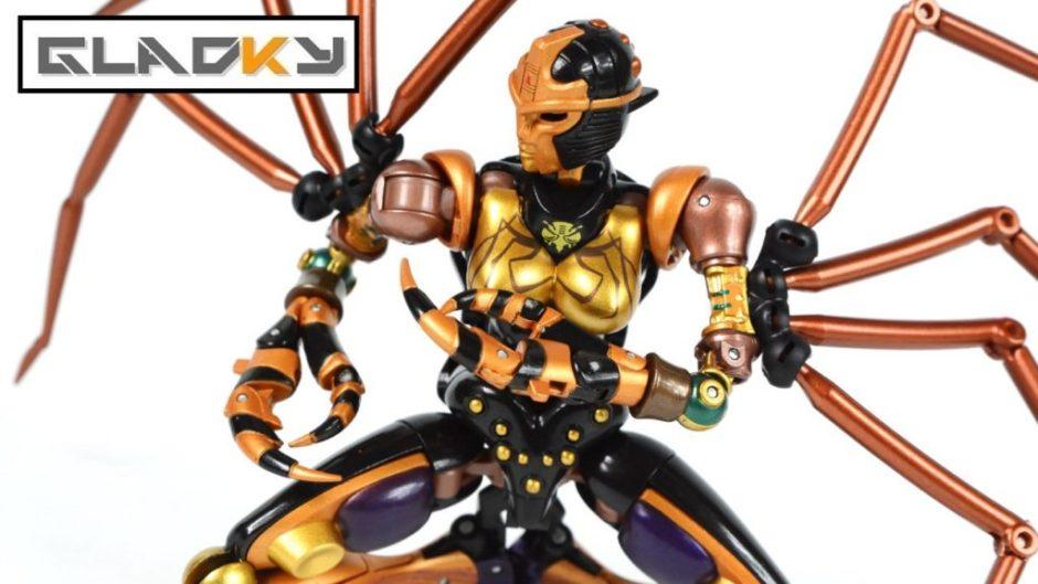 Transformers Masterpiece Beast Wars Blackarachnia