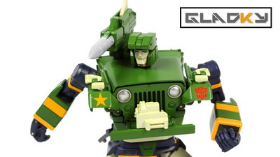 Transformers Masterpiece Hound