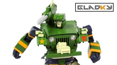 Transformers Masterpiece Hound