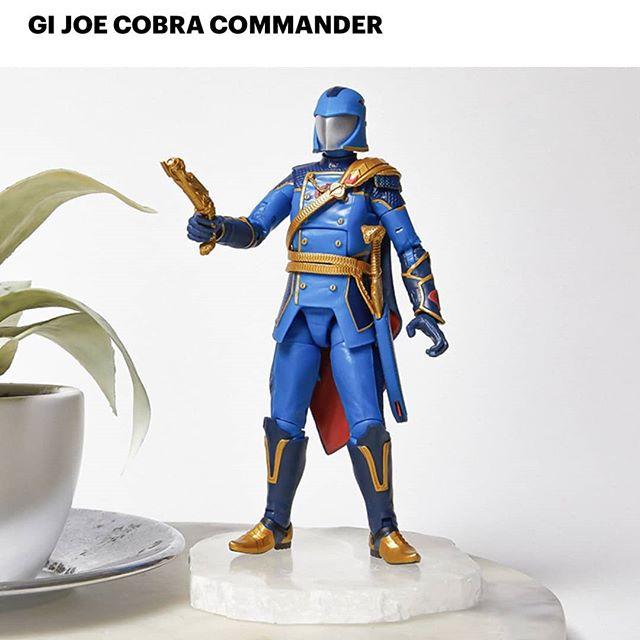 gijoe classified cobra commander NTWRK