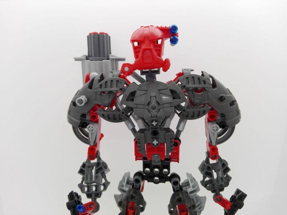 LEGO Bionicle 8924 Maxilos & Spinax Maxilos-Cordak-2