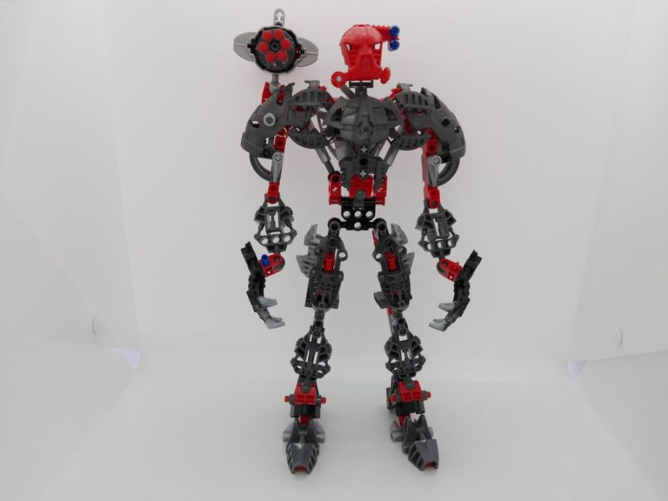 LEGO Bionicle 8924 Maxilos & Spinax Maxilos-front-2