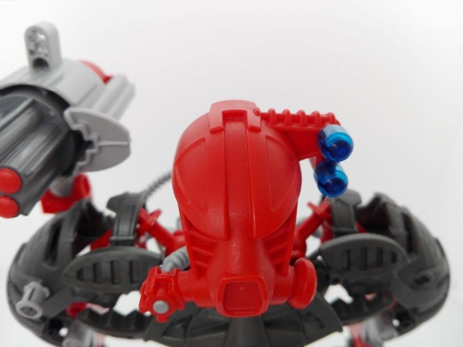 LEGO Bionicle 8924 Maxilos & Spinax Maxilos-head-2