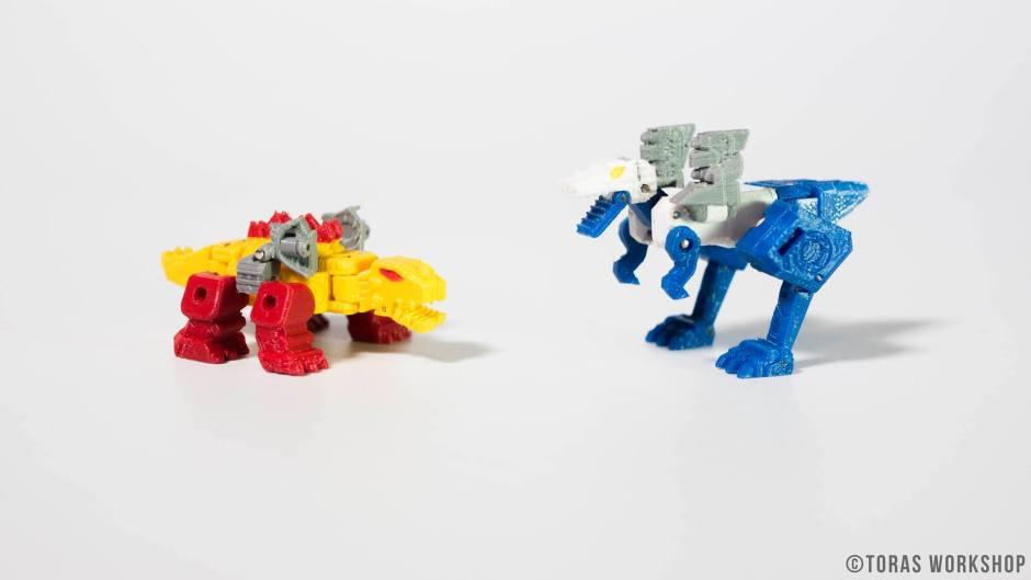 Dinozaurowe Duo