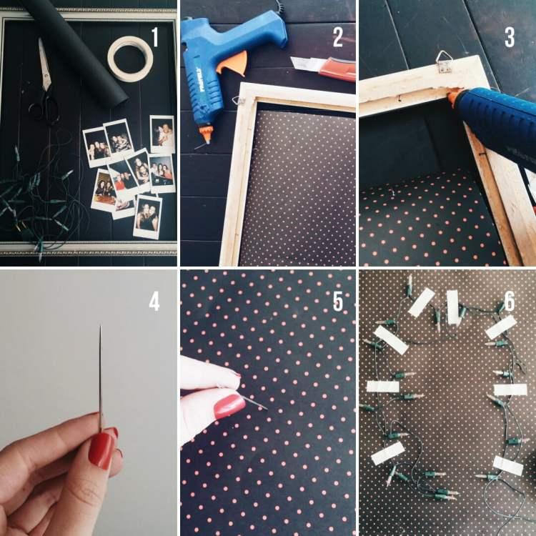 como-fazer-mural-de-fotos-reciclado-passoapasso