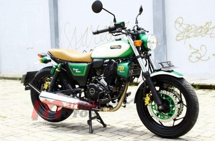 Gambar Modifikasi Sepeda Motor Jadul Modifikasi Motor Klasik Model Retro Dari Motor Motor Jadul Jepang
