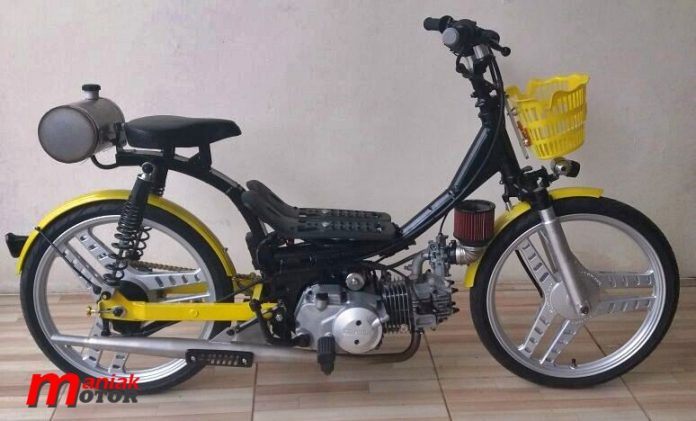 Gambar Modifikasi Sepeda Bmx Menjadi Drag Kumpulan Sepeda Drag Youtube