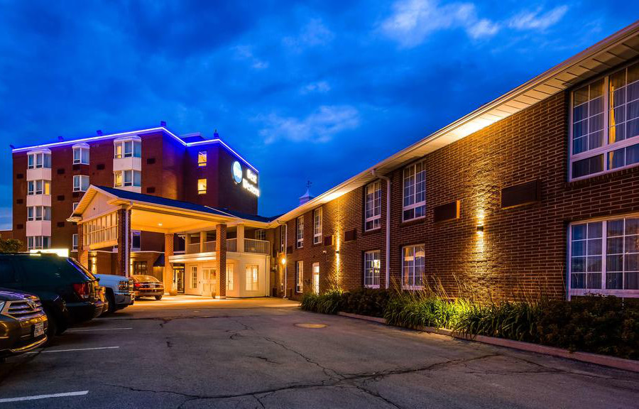 Best Western Hotel in Milton Ontario