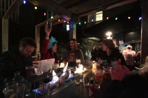 Dan Meade: Charlie's Cheers