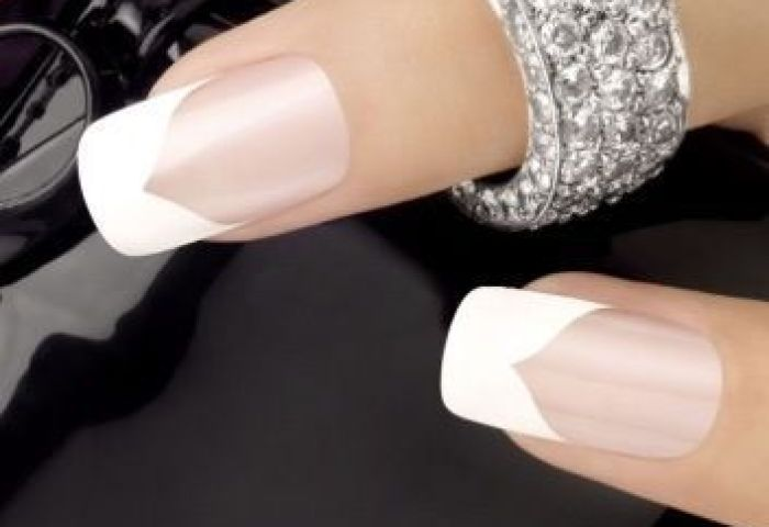 22 Impresionantes Diseños De Manicura Francesa Manicure