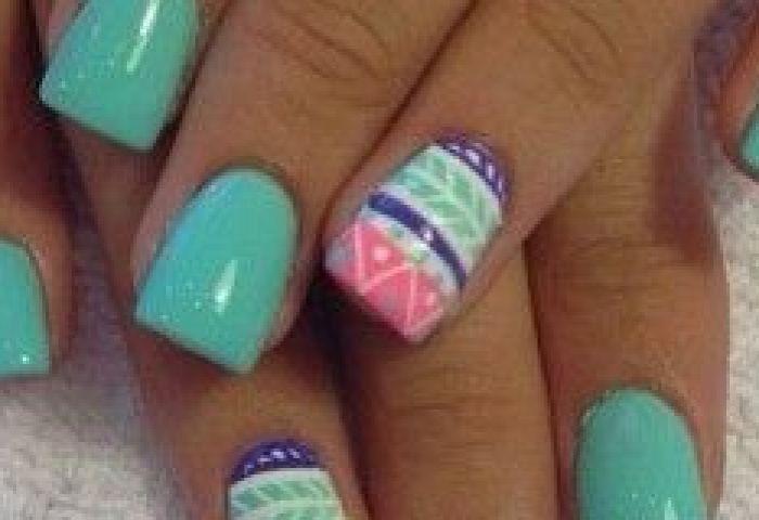 Manicure Diseño De Uñas Para Tus Manos Y Pies