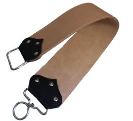 Leather-Barber-Strop-Straight, Leather Strop Strap Straight Razor