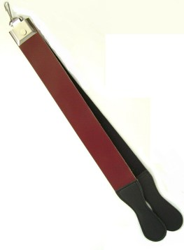 Leather Strop Strap Straight Razor