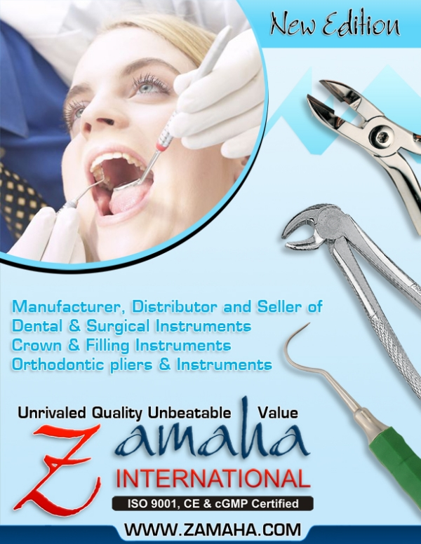 Buy Dental Instruments, Orthodontic Pliers, Dental Implants and Surgical Scissors