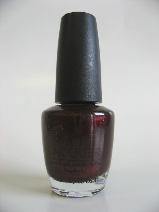 OPI I52 - Royal Rajah Ruby