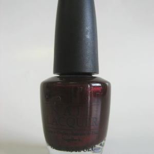 OPI I52 - Royal Rajah Ruby