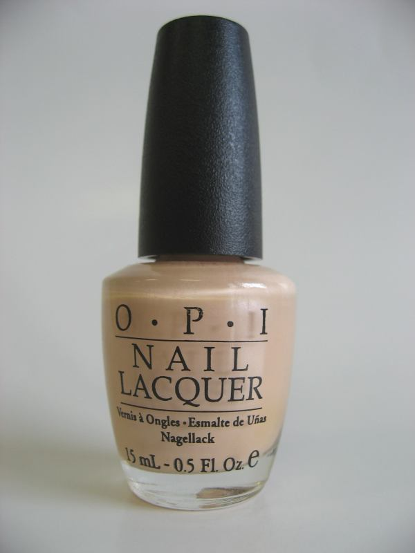 OPI NL W05 - PISTOL PACKIN' PINK