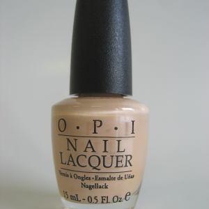 OPI NL W05 - PISTOL PACKIN' PINK