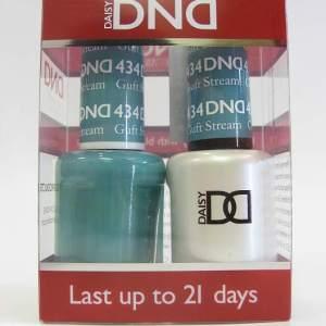 DND Soak Off Gel & Nail Lacquer 434 - Gulf Stream