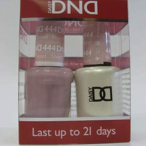 "DND Soak Off Gel & Nail Lacquer 444 - Short ""N"" Sweet"