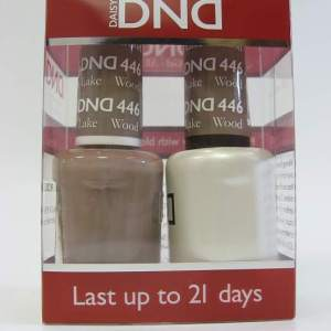 DND Soak Off Gel & Nail Lacquer 446 - Wood Lake