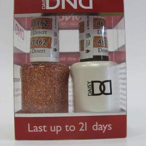 DND Soak Off Gel & Nail Lacquer 462 - Desert Spice