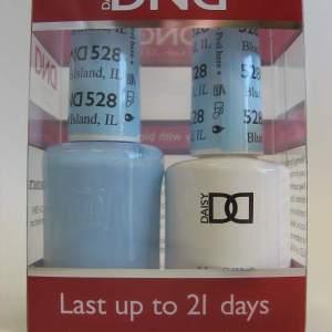 DND Soak Off Gel & Nail Lacquer 528 - Blue Island, IL