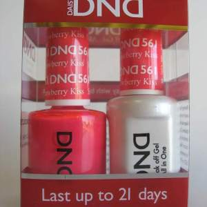DND Gel & Polish Duo 561 - Strawberry Kiss