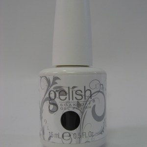 Gelish Soak Off Gel Polish - 1348 - Black Shadow