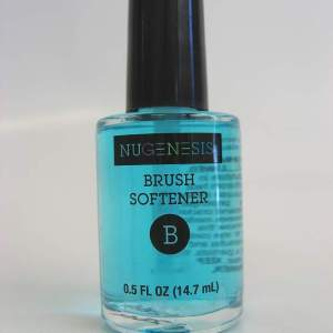 NuGenesis Brush Softener 0.5oz Bottle