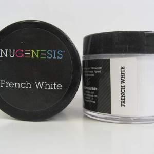 NuGenesis Dip Powder - French White