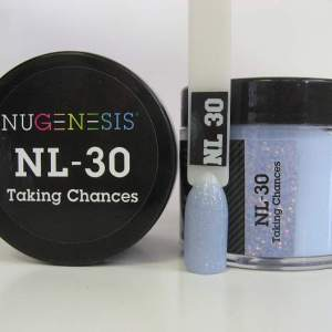 NuGenesis Dip Powder - Taking Chances NL-30