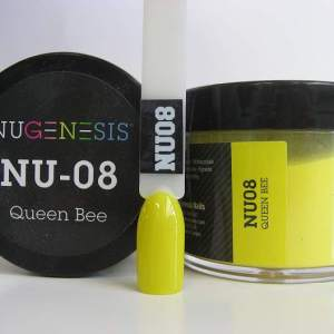 NuGenesis Dipping Powder - Queen Bee NU-08