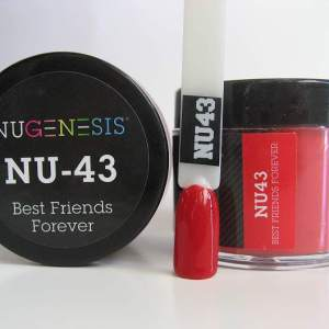 NuGenesis Dipping Powder - Best Friends Forever