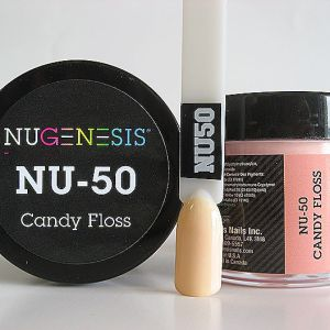 Nugenesis Easy Dip Powder - NU-50 Candy Floss