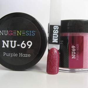 NuGenesis Dipping Powder - Purple Haze NU-69